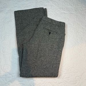 Express Design Studio - Tweed Editor Slacks